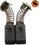 Koolborstels voor Hitachi elektrisch handgereedschap - SKU: ca-17-092 - Te koop op koolborstels.nl
