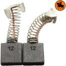 Koolborstels voor Ryobi elektrisch handgereedschap - SKU: ca-17-055 - Te koop op koolborstels.nl