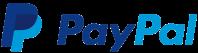 Logo van betaalmethode PayPal